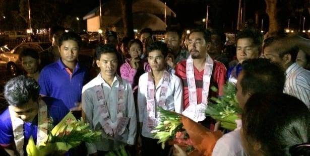 Cambodia, garment workers, human rights, Solidarity Center