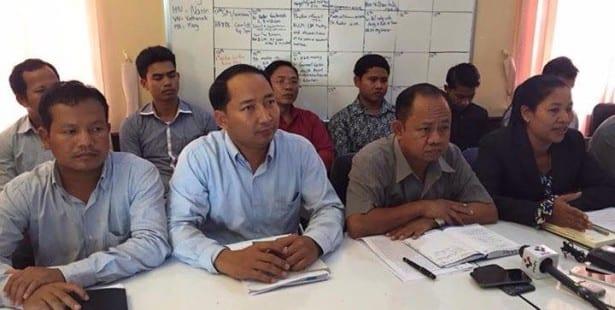 trade union law, Cambodia, unions, Solidarity Center