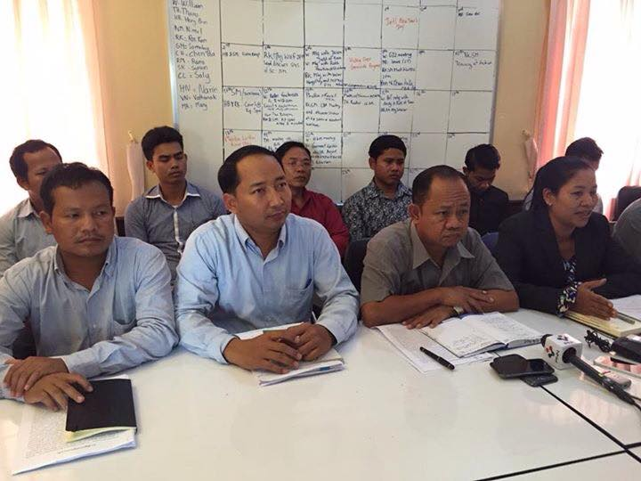 Draft Labor Law Must Be Dropped: Cambodia Union Leaders