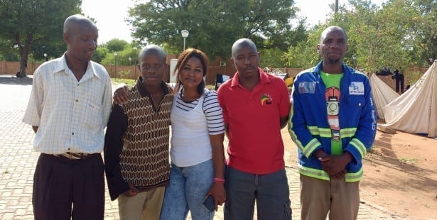South Africa, Zimbabwe, farm workers, migrants, human rights, Solidarity Center