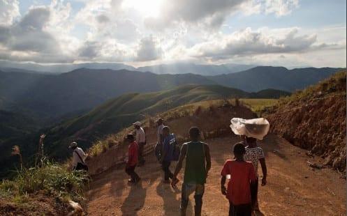 Haiti, mining, gold, worker rights, Solidarity Center