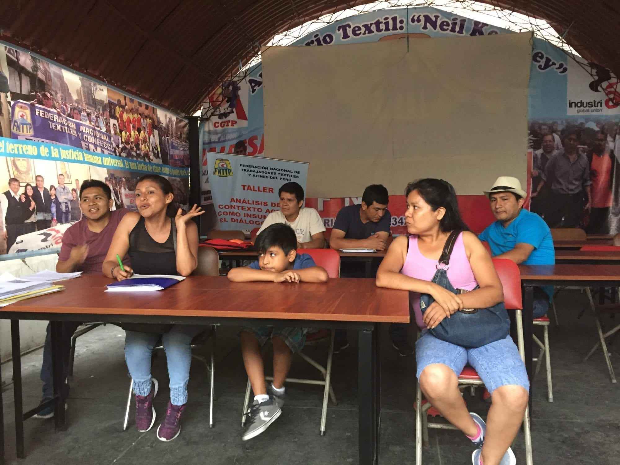 11 Textile Workers in Peru Dismissed after Forming Union