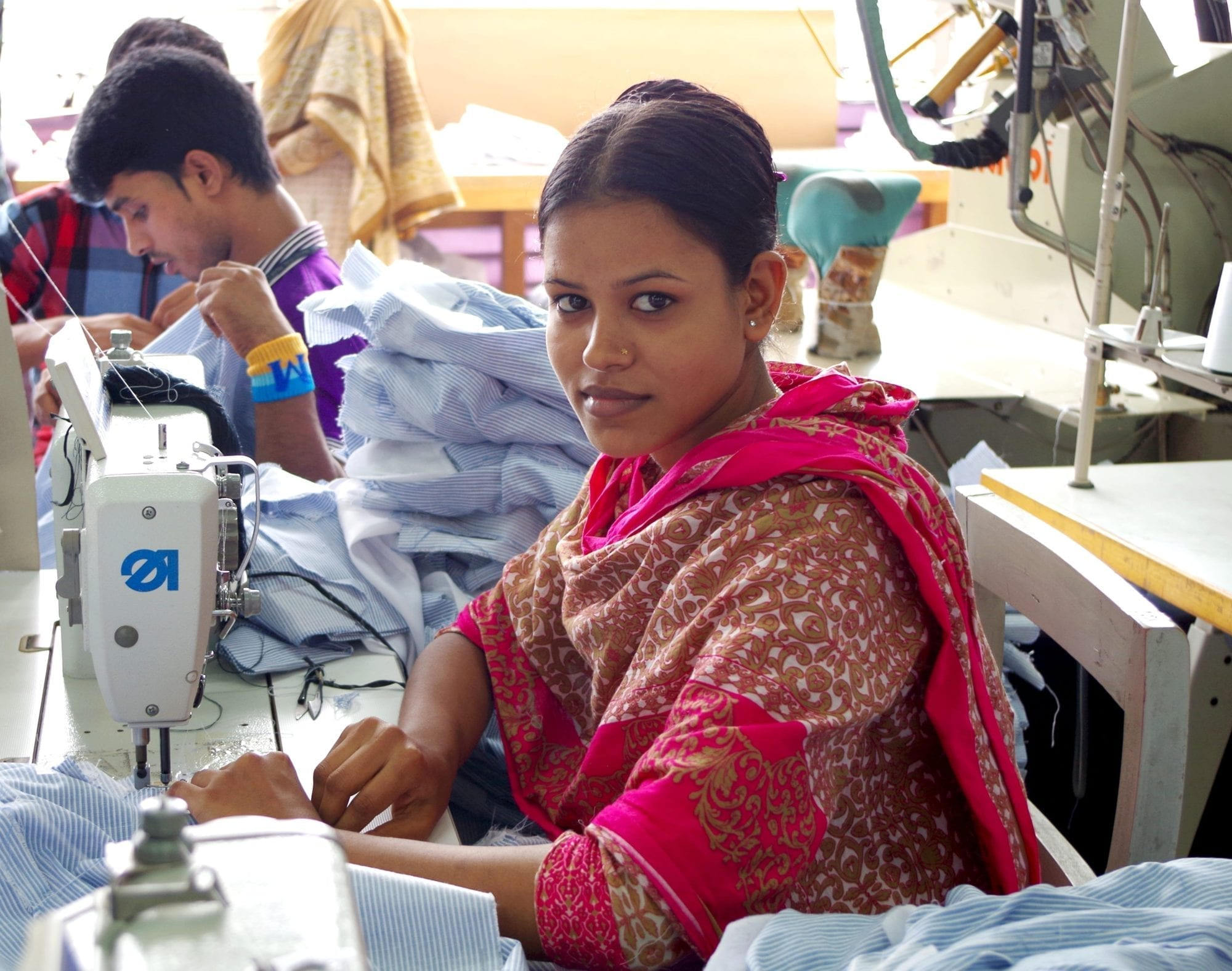 Bangladesh, garment worker, safety and health, Solidarity Center, union