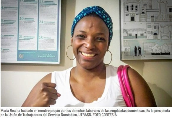 Colombia, domestic workers, Afro-Colombian, Solidarity Center