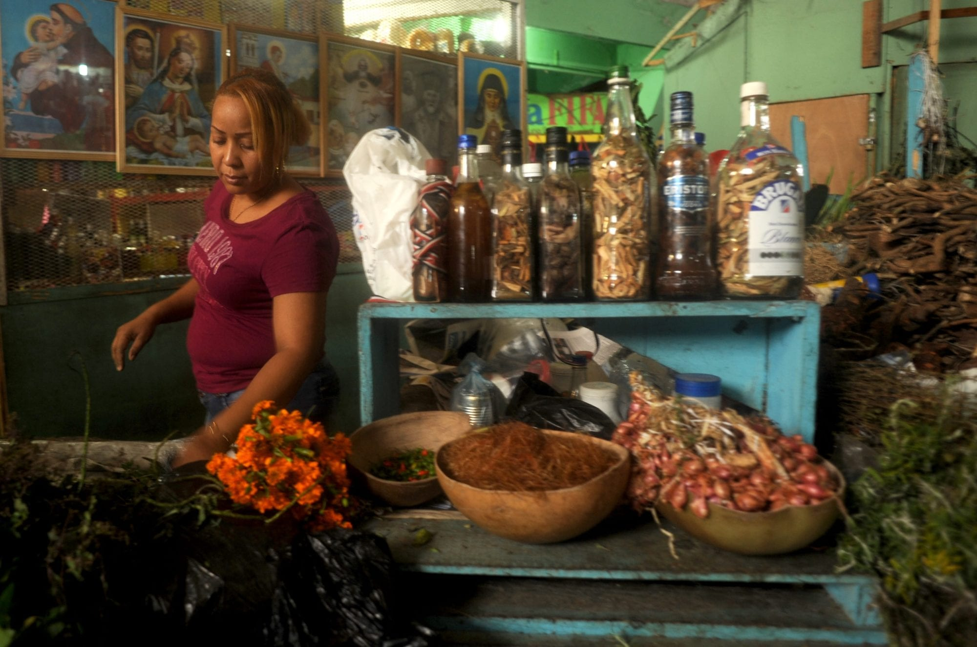 Dominican Republic, informal economy, Solidarity Center