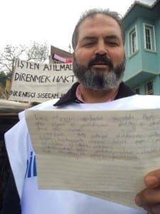 Republic of Georgia, factory workers, unions, strike, Solidarity Center