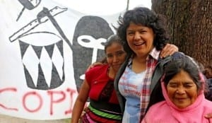 Honduras, Berta Caceres, murder, human rights, Solidarity Center