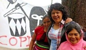 Honduras, Berta Caceres, murder, human rights, Solidarity Center