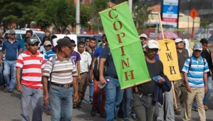 Honduras, murder, Caceres, Solidarity Center, human rights
