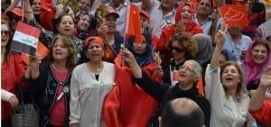Iraq, women, labor law, unions, Solidarity Center
