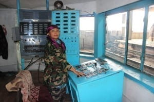 Kyrgyzstan, Solidarity Center