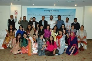 Pakistan, journalists, gender equality, Solidarity Center