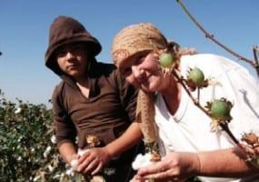 Uzbekistan, Elena Urlaeva, forced labor, cotton, human rights, Solidarity Center, Uzbek human rights defender