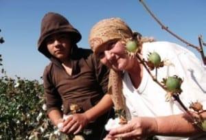 Uzbekistan, Elena Urlaeva, forced labor, cotton, human rights, Solidarity Center