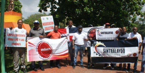 Dominican Republic, Frito Lay, unions, Solidarity Center