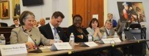InterAction Lindsay Coates, USAID Jon Stivers, EATUC Caroline Mugalla, ICRW Sarah Grammage, EICC Rob Lederer