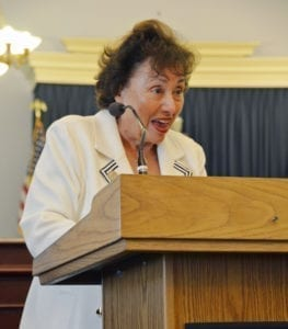 Nita Lowey, Solidarity Center, human rights, global labor program
