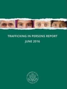Trafficking in Persons Report 2016