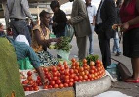 Zimbabwe strike, wage theft, informal economy, Solidarity Center