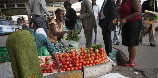 Zimbabwe Vendor Ban Targets Vulnerable Workers