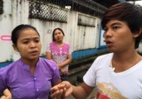 Myanmar, garment workers, human rights, Solidarity Center