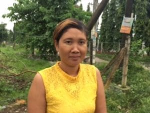 Myanmar, garment workers, Solidarity Center, human rights