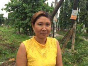 Myanmar, garment workers, Solidarity Center, human rights