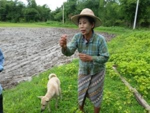 Myanmar, Rice Farmer, Burma, worker rights, Solidarity Center