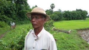 Myanmar, rice farmer, Htay Lwin, Solidarity Center, human rights