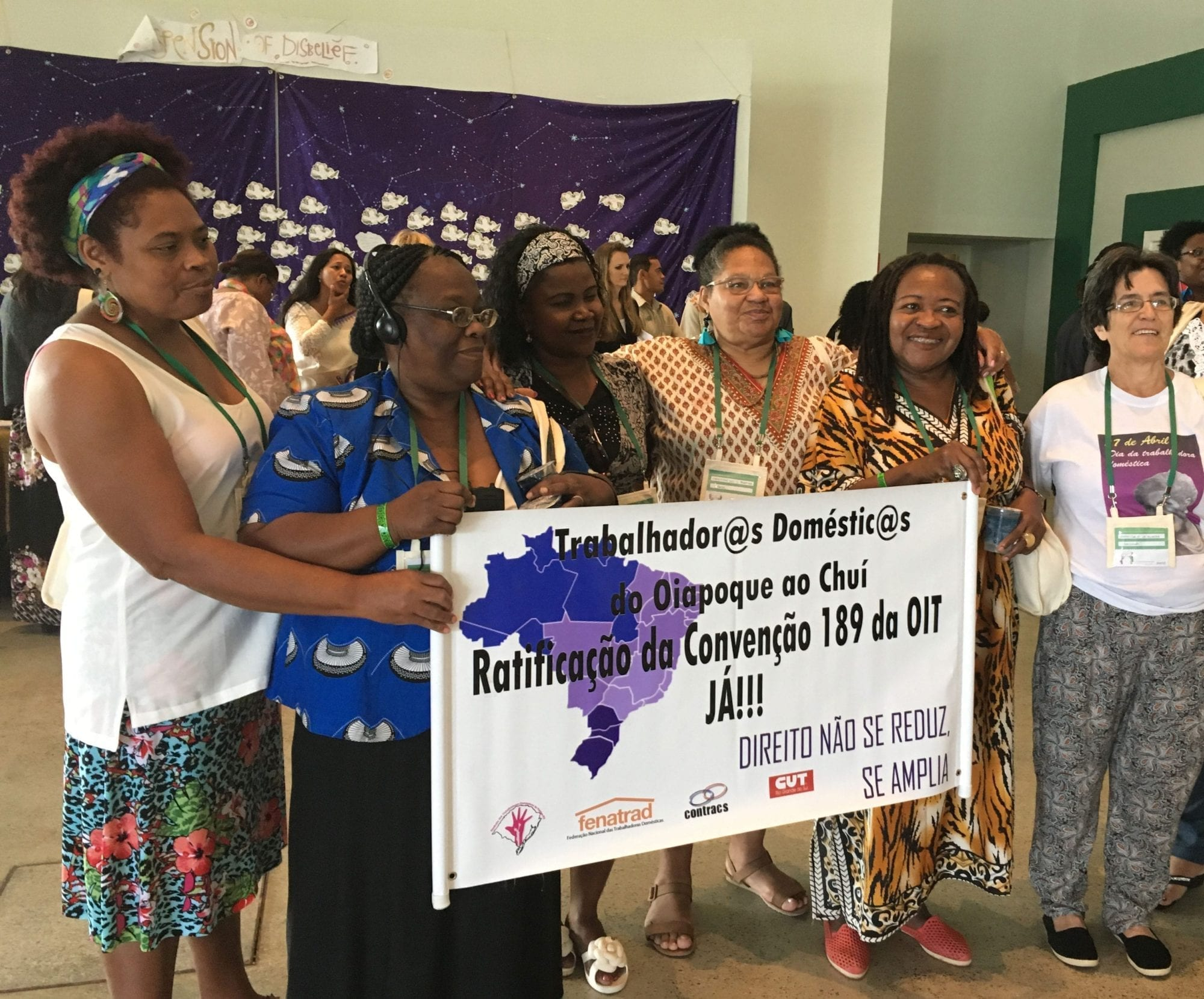 Brazil, domestic workers, AWID, Solidarity Center