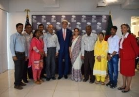 Bangladesh, John Kerry, Solidarity Center, garment workers, human rights, workplace safety and health
