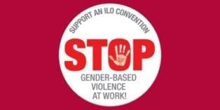 Gender-based violence, Solidarity Center, gender equality, human rights