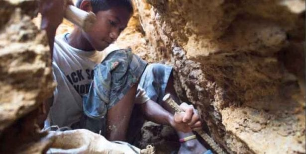 child labor, Philippines, human rights, Solidarity Center