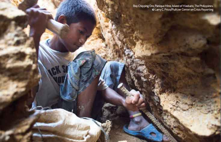 Labor Dept Steps Made In Fight Against Child Labor