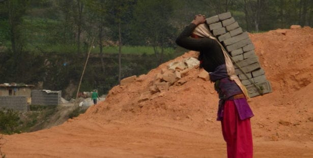 Nepal, brick kilns, forced labor, Solidarity Center, unions