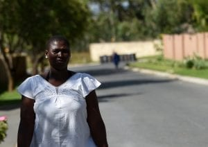 domestic workers, migrants, Solidarity Center, South Africa