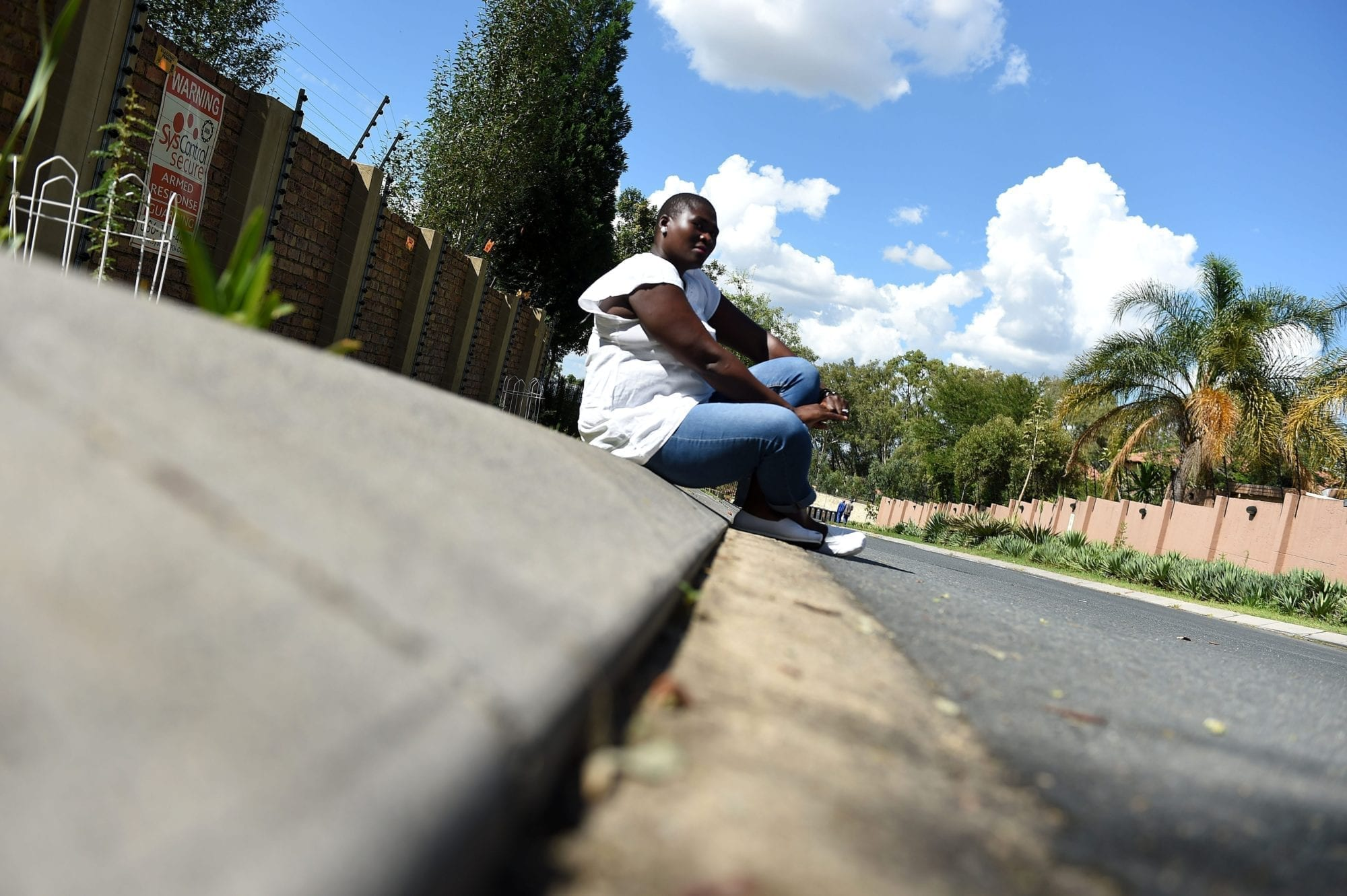 South Africa, domestic workers, Solidarity Center