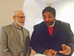 Earl Brown, Rev. William Barber, Solidarity Center, civil rights