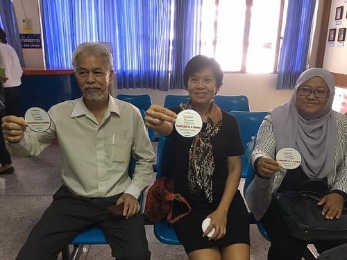 Thailand Urged to Drop Charges against Rights Defenders
