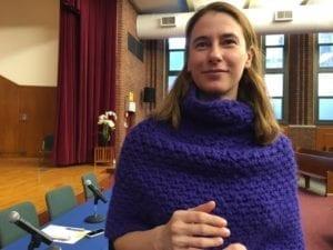 Molly McCoy, Solidarity Center, gender-based violence, CSW, UN
