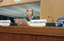 Solidarity Center, Shawna Bader-Blau, worker rights, human rights