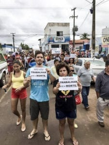 Brazil, general strike, pension, Solidarity Center, human rights