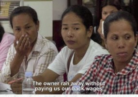 Cambodia, garment workers, Re/Make, fashion, Solidarity Center, human rights