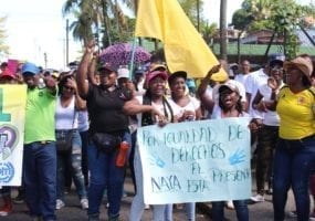 Colombia, Buenaventura, Afro-Colombians, port workers, Solidarity Center