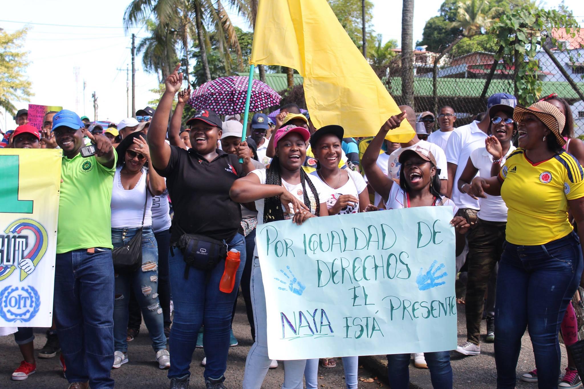 Buenaventura Port Workers Call for Formal Jobs