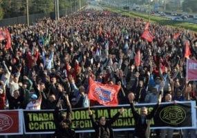 Brazil, labor law reform, unions, Solidarity Center, Michel Temer