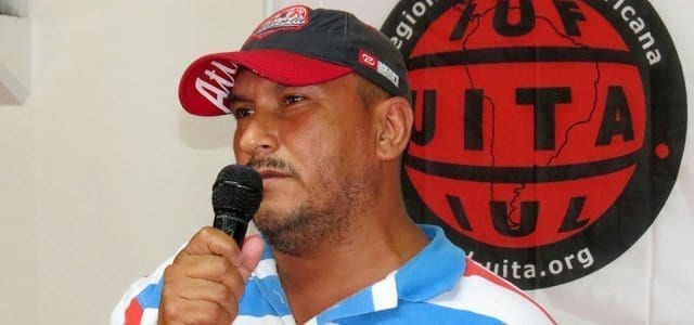 Union Leader Murdered in Colombia