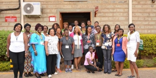 Kenya, gender equality, Solidarity Center