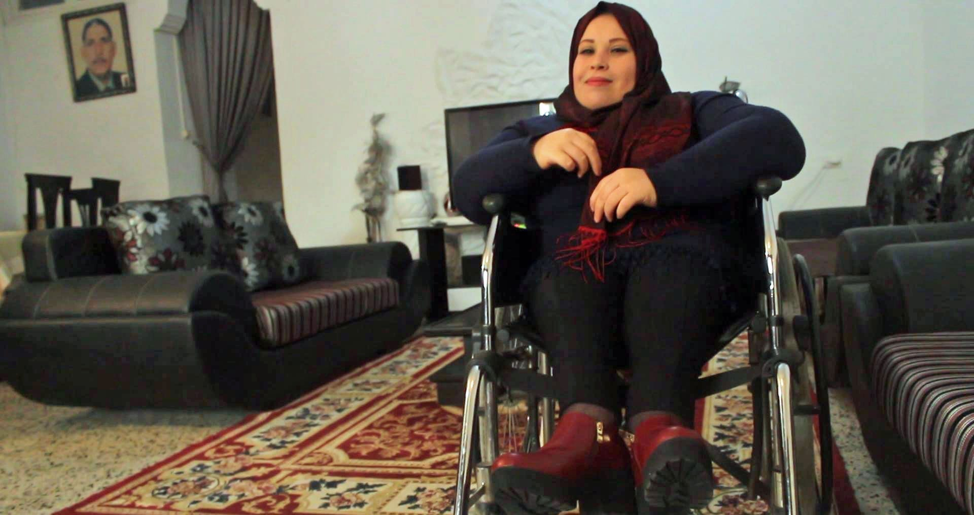 Tunisia, persons with disabilities, unions, Solidarity Center