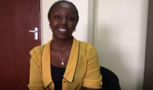 Kenya's Jayne Njoki Helps Lead Future of Young Workers